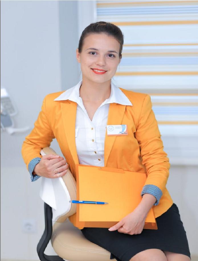 Оксана Федоренко