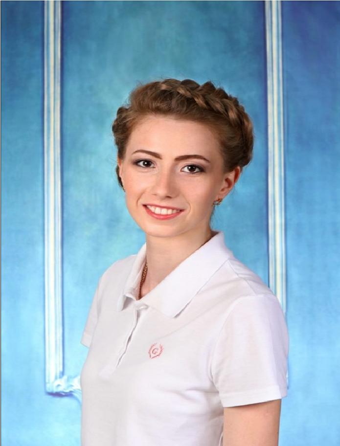 Шарапова Лариса Олеговна